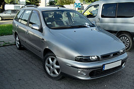 De Fiat Marea Weekend