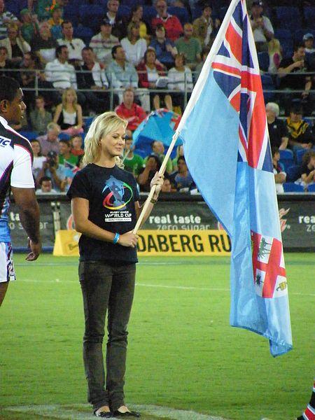 File:Fiji flag bearer.jpg