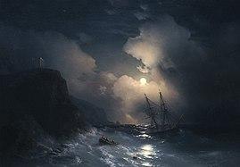File-Ivan Aivazovsky - Tempset by Sounion