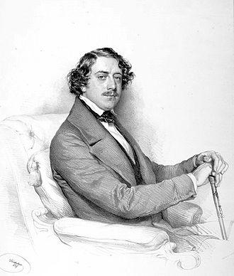 Poliuto - Filippo Colini, the original Severo