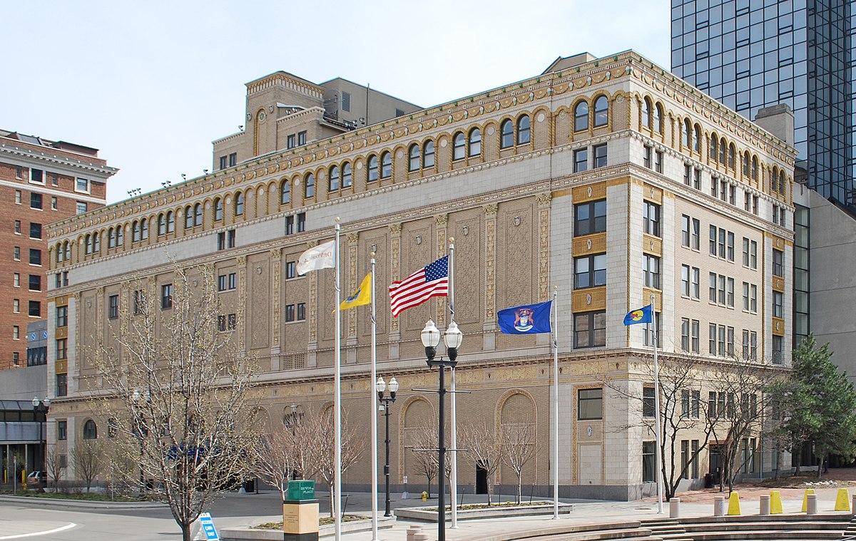 Exhibitors Building Grand Rapids Michigan Wikipedia