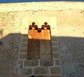 Finestra del palau castell de Llutxent.JPG