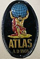Fire Mark for Atlas Assurance Company, Limited in London, England.jpg
