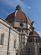 Brunelleschi's dome of Santa Maria del Fiore.