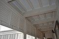 First Floor Veranda Ceiling - Swami Vivekanandas Ancestral House - Kolkata 2011-10-22 6118.JPG