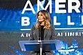 First Lady Melania Trump at Liberty University (32294581798).jpg