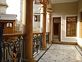 First floor balcony - Mukhi Mahal.jpg