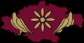 Flag-map of Kingdom of Armenia (transparent).png