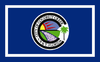 Flag of Coconut Creek, Florida
