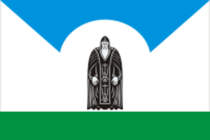 Firovsky District - Image: Flag of Firovsky rayon (Tver oblast)