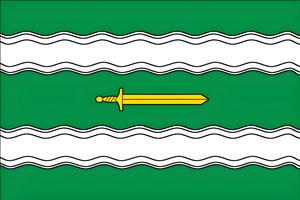 Prokhorovsky District - Image: Flag of Prohorovsky rayon (Belgorod oblast)
