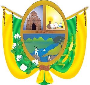 Roldanillo - Image: Flag of Roldanillo