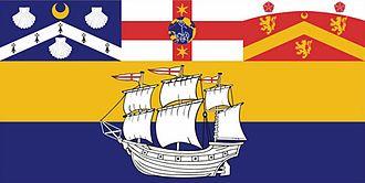 City of Sydney flag - The flag of Sydney.