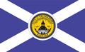 Flag of Tallahassee, Florida (Waltson Flag, used 1955-1986).png