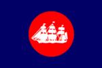 Flag of the United States Bureau of Navigation.png