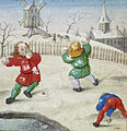 Flemish - Snowball Fight - Walters W42512R - Detail A.jpg