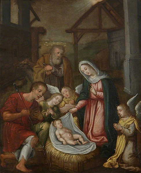 File:Flemish School - The Nativity - 1542204 - National Trust.jpg