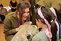 Flickr - Israel Defense Forces - Soldiers Celebrate Purim with At-Risk Children (5).jpg