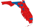Florida gubernatorial election, 1986 map.png