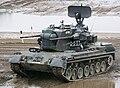 Flugabwehrkanonenpanzer Gepard Heer.jpg