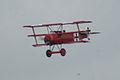 Fokker Dr.I Manfred Richthofen Pass three 01 Dawn Patrol NMUSAF 26Sept09 (14599913415).jpg