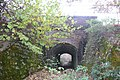 Footpath tunnel under railway near Hemerdon - geograph.org.uk - 621609.jpg