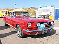 Ford Mustang Convertible GT dutch licence registration AM-71-84-.JPG