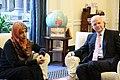 Foreign Secretary with Tawakul Karman (6515356471).jpg