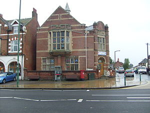 Shirley, Southampton - The 1894 council building