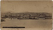 Fort Bliss ca. 1885