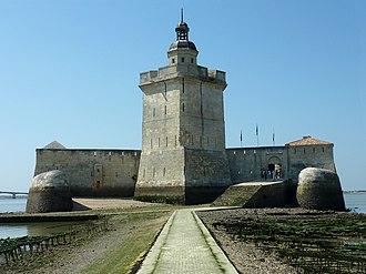 Bourcefranc-le-Chapus - Fort Louvois.