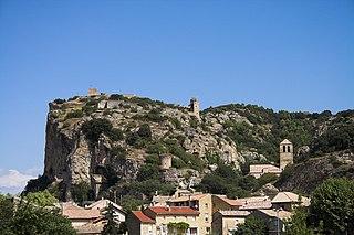 Mornas Commune in Provence-Alpes-Côte dAzur, France