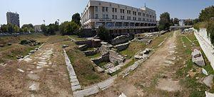 Roman Forum (Plovdiv) - Image: Forum plovdiv 4