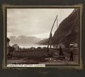Fotografi av Pollen, Lyngenfjord. Tromsö, Norge - Hallwylska museet - 105833.tif
