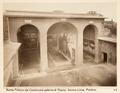 Fotografi av Roma. Palazzo dei Cesari, casa paterna di Tiberio (domus Liviae), Palatino - Hallwylska museet - 104722.tif