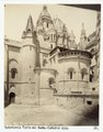 Fotografi av Salamanca. Torre del Gallo, Catedral vieja - Hallwylska museet - 105332.tif