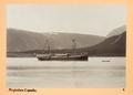 Fotografi på ångbåten Capella - Hallwylska museet - 104313.tif