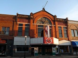 Fox Theater (Stevens Point, Wisconsin) - The Fox Theater