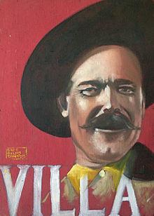 Rafael Medrano Pancho Villa
