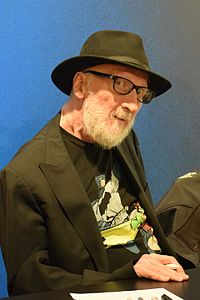 Frank Miller. Barcelona Internacional Comics Convention, 2016.JPG