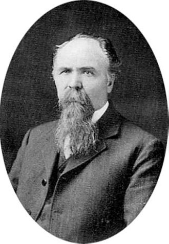 Franklin Hiram King - Franklin Hiram King, from the frontispiece of Farmers of Forty Centuries (1911).