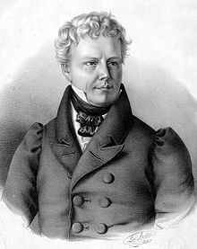 Franz Xaver Schnyder von Wartensee (1832) (Source: Wikimedia)