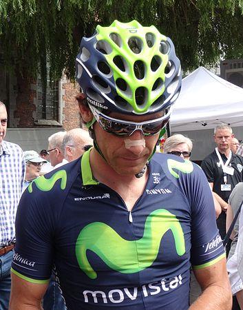 Frasnes-lez-Anvaing - Tour de Wallonie, étape 1, 26 juillet 2014, départ (B184).JPG