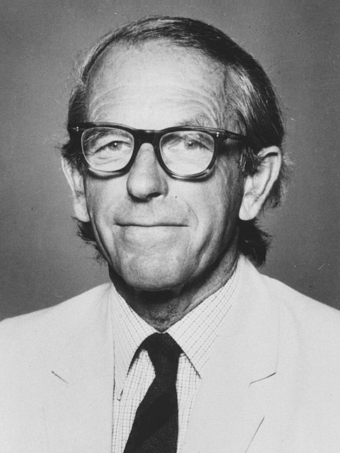 Picture of Fred Sanger