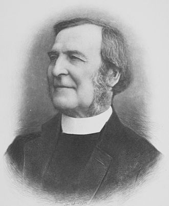 Old Palace, Canterbury - Archbishop Frederick Temple