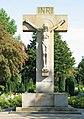 Friedhofskreuz Eschendorf, Friedhofstr. 19.08.09.jpg