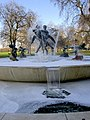 Frothy fountain in Hyde Park - geograph.org.uk - 674847.jpg