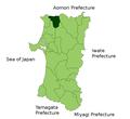 Fujisato in Akita Prefecture.png