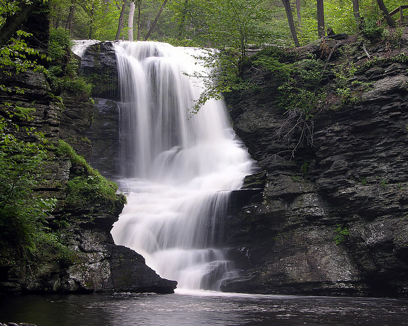 image of Fulmer Falls Closeup 3000px