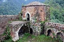 Fuman - Ghaleroudkhan (Roudkhan castle) - panoramio (3).jpg